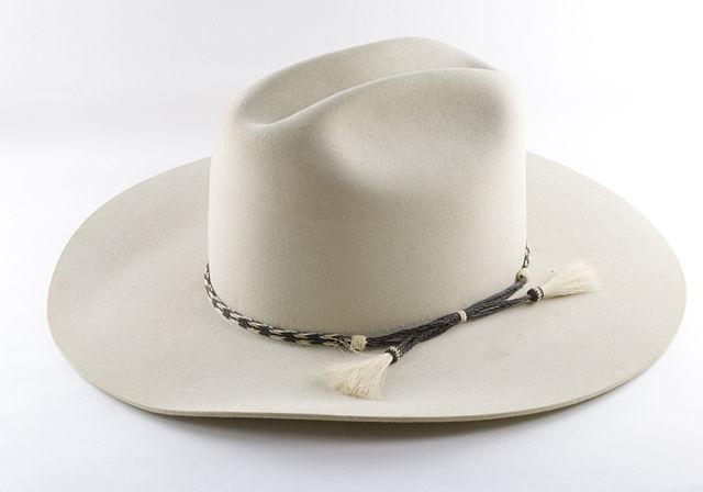 A ten-gallon hat.