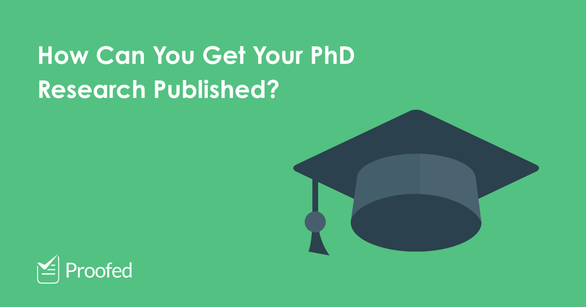How to Turn Your Thesis into a Journal Article