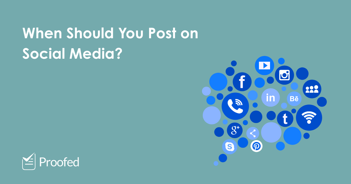 When to Post on Social Media to Maximise Engagement