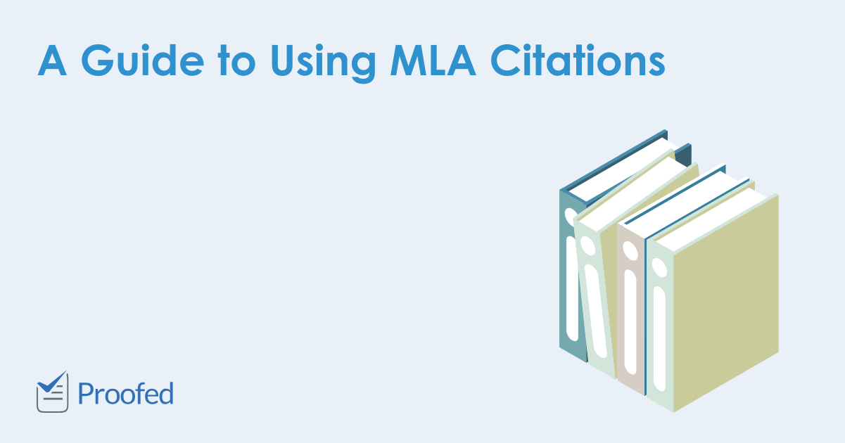 A Guide to Using MLA Citations