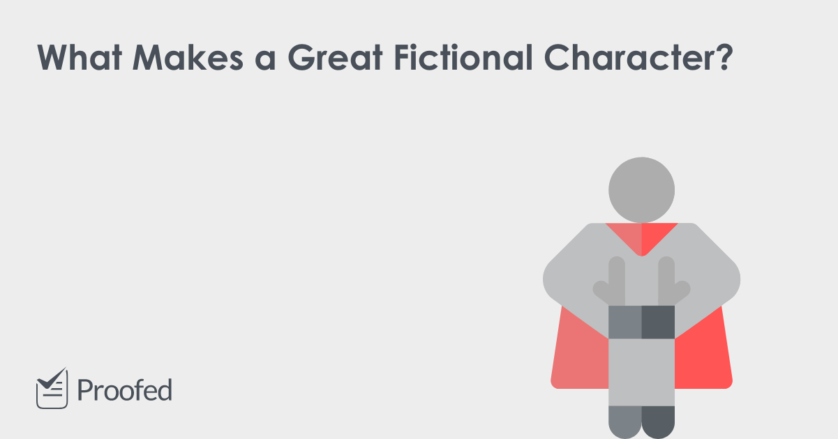 5 Top Tips for Writing Fictional Characters