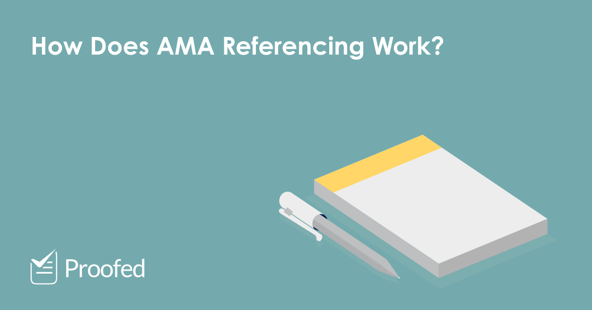 What Is AMA Referencing Everything You Should Know