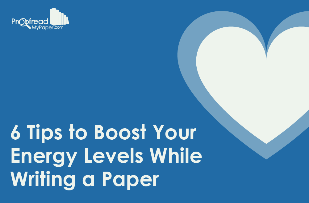 6 Tips to Boost Your Energy Levels