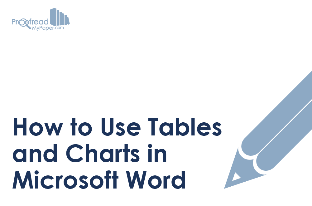 How to Use Tables and Charts in Microsoft Word