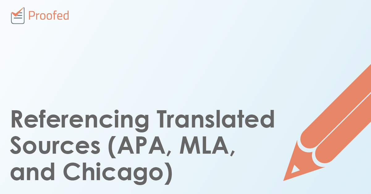 Referencing Translated Sources