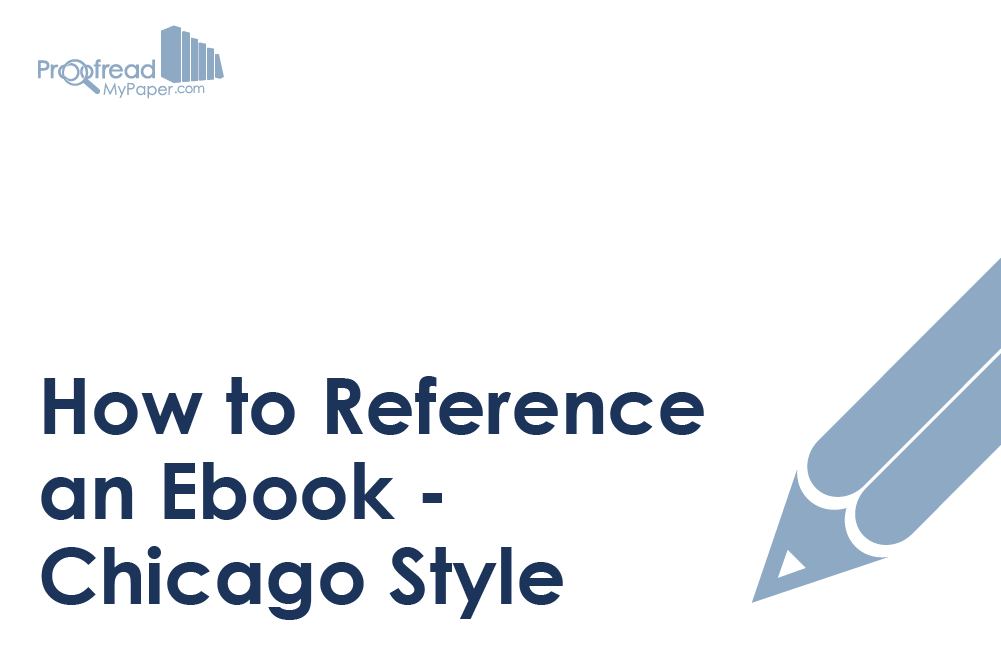 How to Reference an E-Book