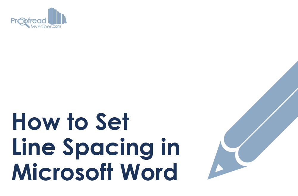 How to Set Line Spacing in Microsoft Word