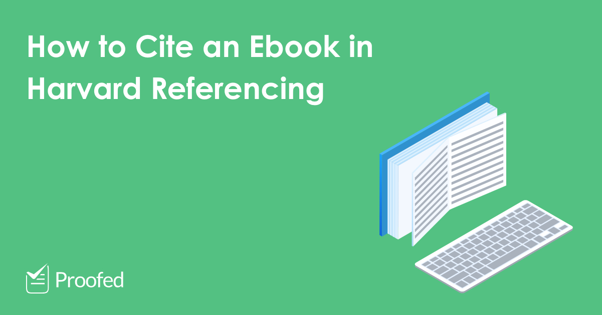 How to Cite an Ebook in Harvard Referencing