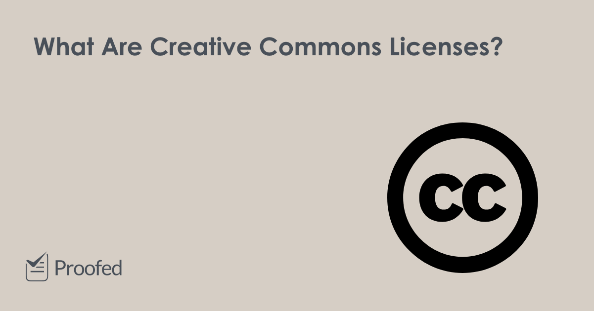 A Guide to Creative Commons Licences – US