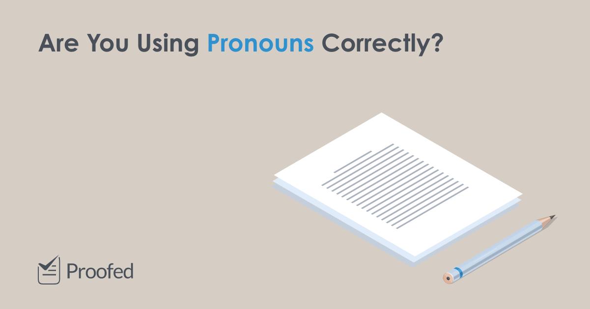 Grammar Tips Understanding Pronouns and Antecedents