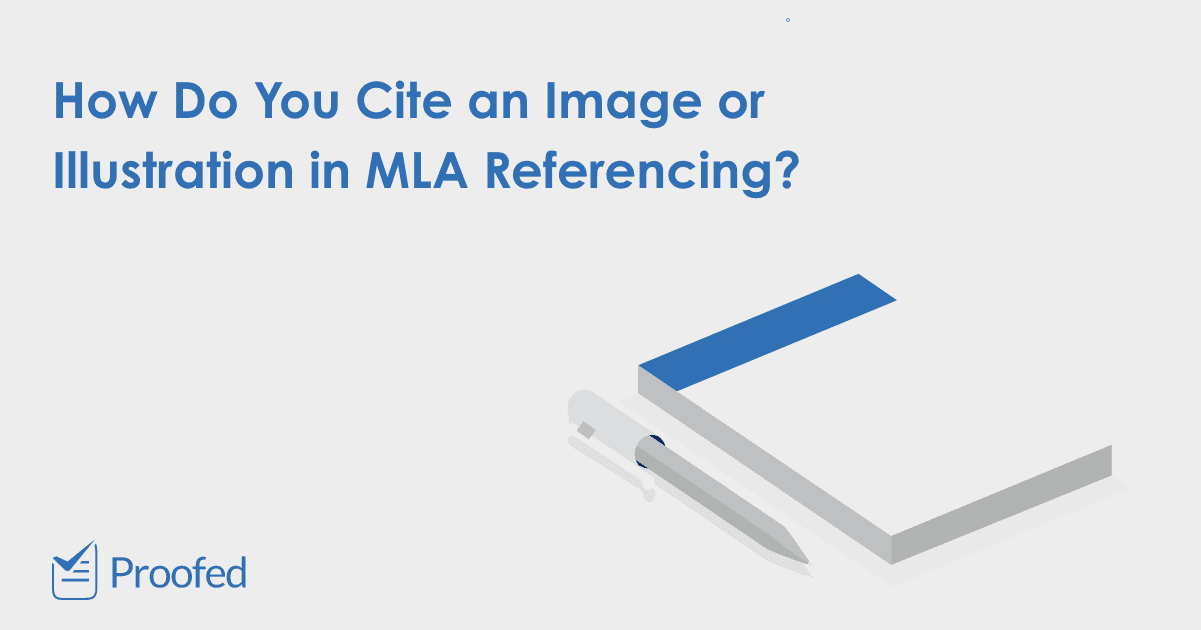 How to Cite an Image in MLA Referencing