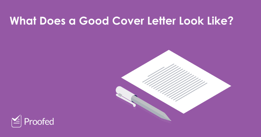 Tips On Writing A Cover Letter from getproofed.com