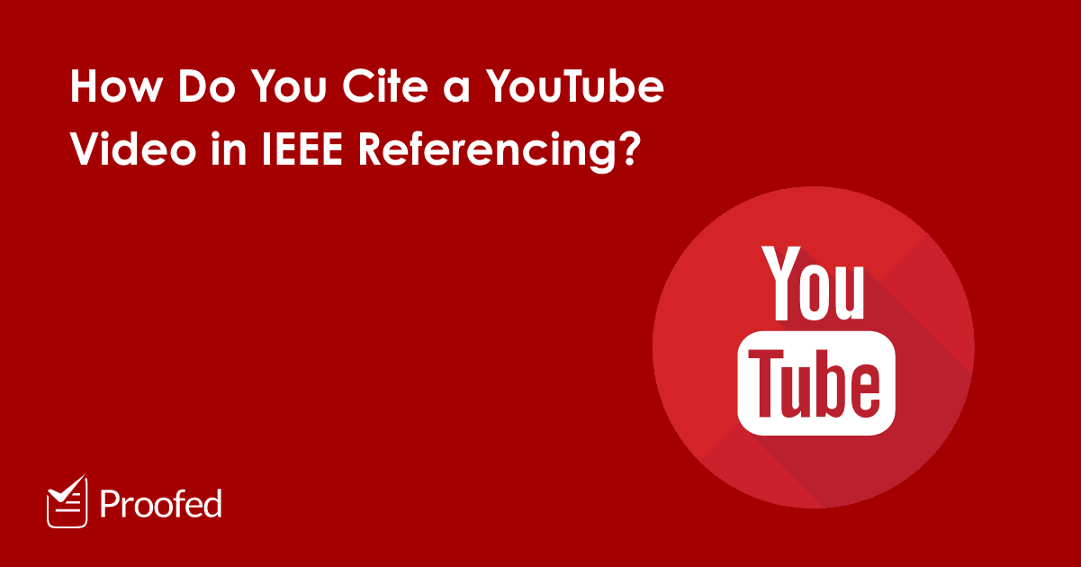 Ieee proofreading service