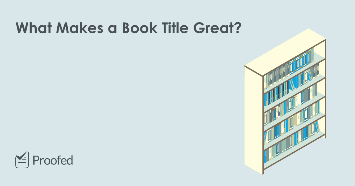 5 Tips on Picking a Perfect Title for Your Novel