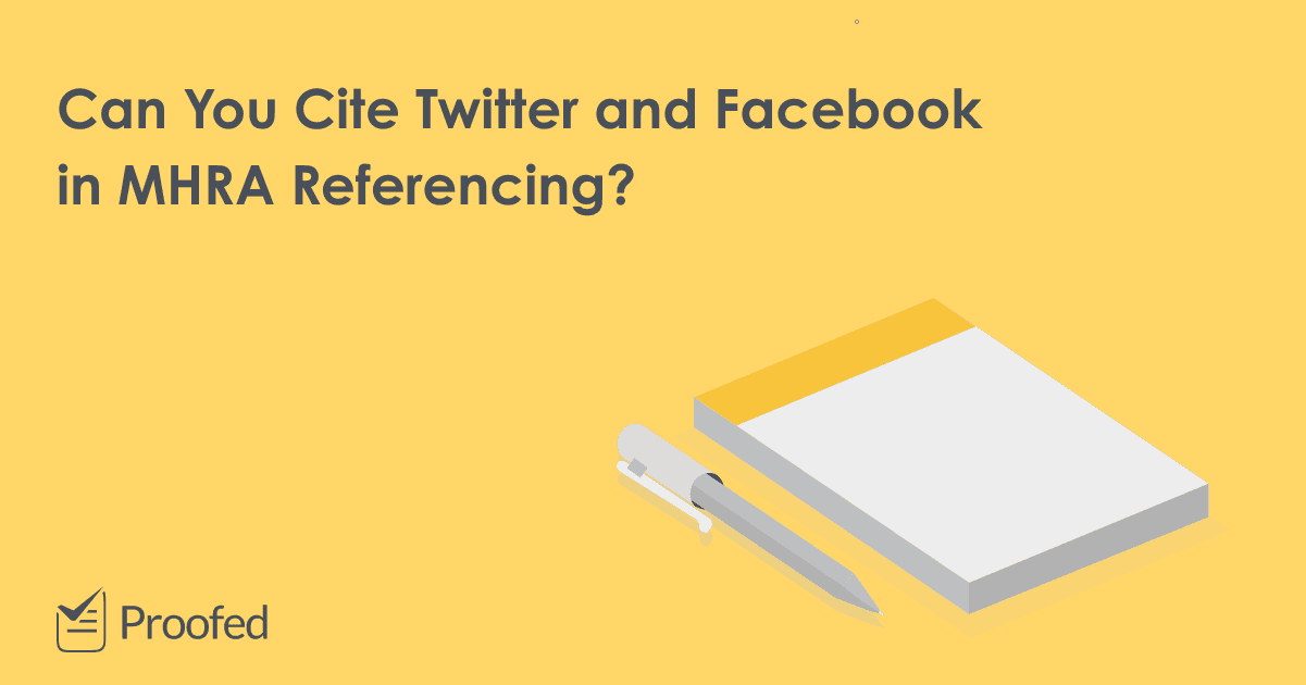 How to Cite Blog Posts and Social Media in MHRA Referencing