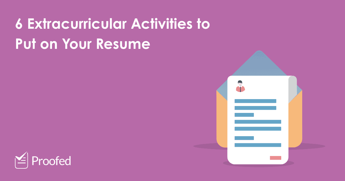 Extracurricular Activities to Put on Your Resume