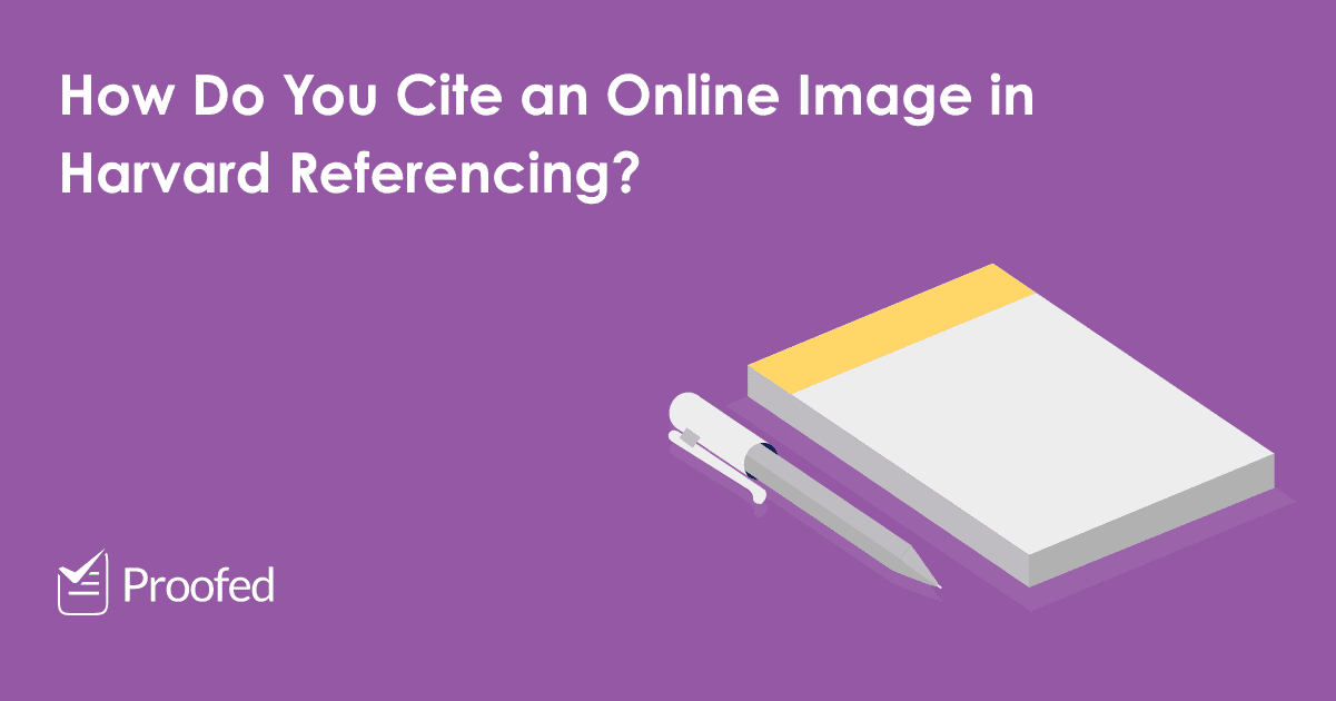 How to Cite an Online Image in Harvard Referencing