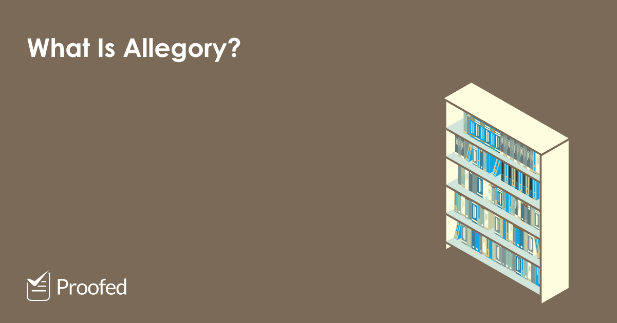Writing Tips What Is Allegory?