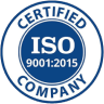 Certified company ISO-9001-2015