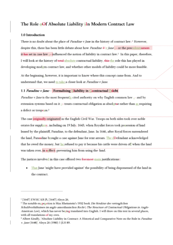 Legal Proofreading Example (After Editing)